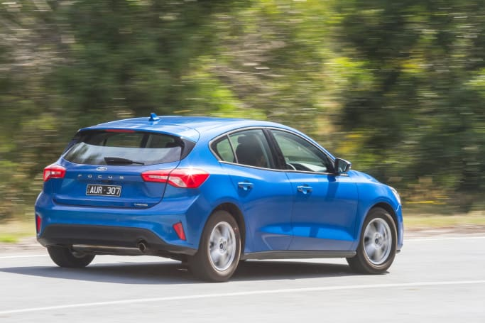 At no point did I feel that the three-cylinder was under powered - it's a surprisingly responsive engine. (Trend variant pictured)