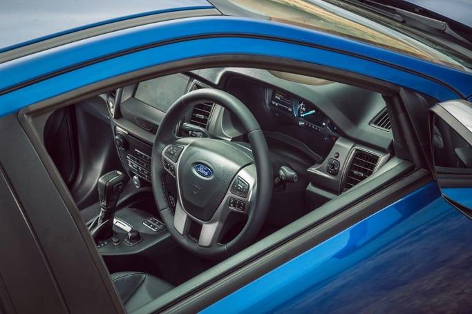 Ford Ranger 2019-2020 review