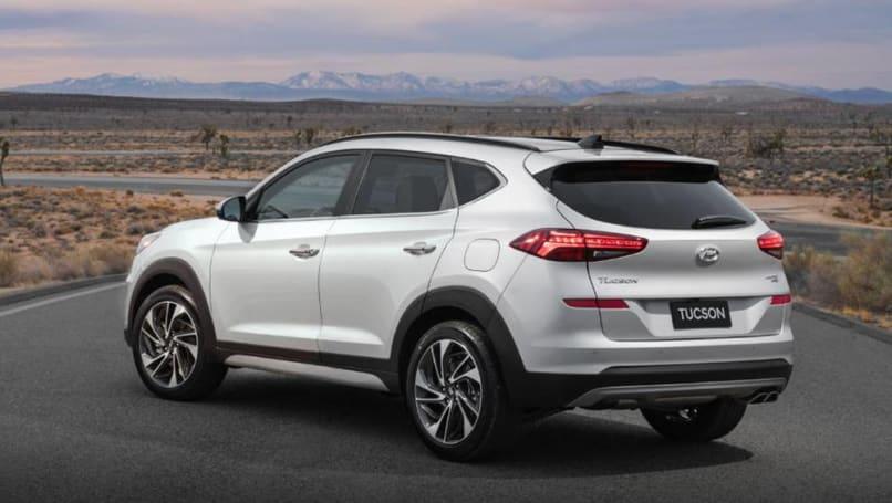 Hyundai Tucson 2019 Revealed Car News Carsguide