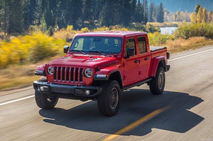 manual jeep gladiator