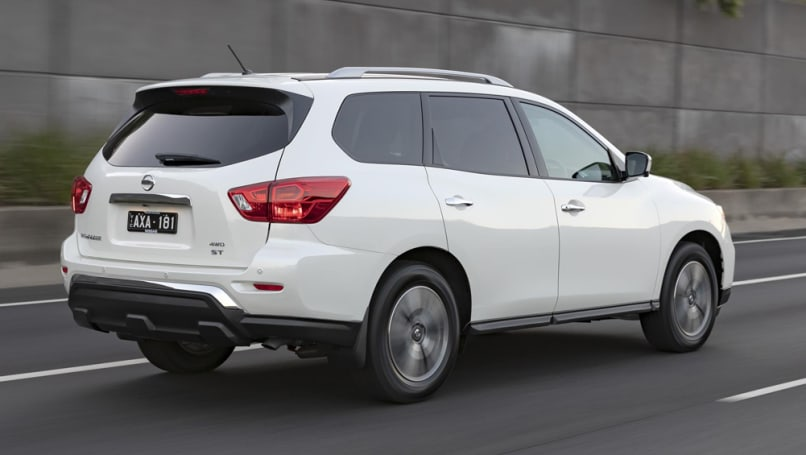 ea8d6bd18c4 Nissan Pathfinder 2019 pricing and specs confirmed - Car News ...