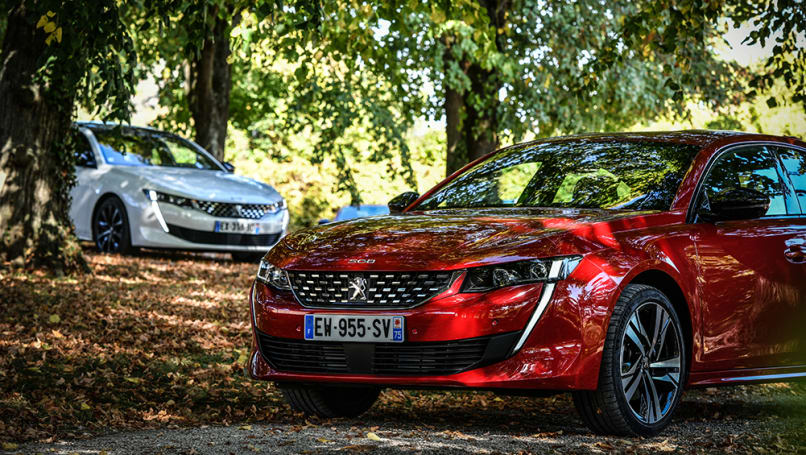 Peugeot 508 2019 Review Carsguide