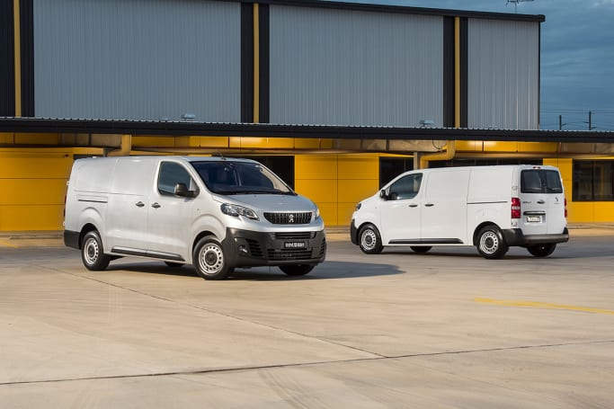 Peugeot offers five colours including white (the only non-cost option), 'Aluminium Grey' and 'Platinum Grey'.