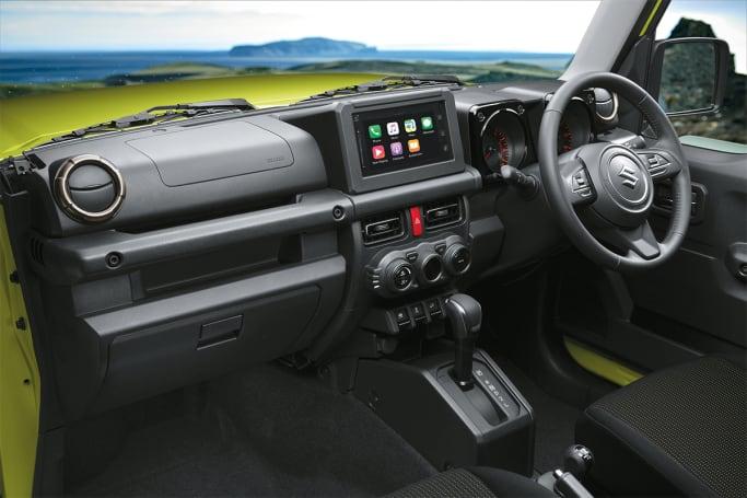 Suzuki Jimny 2019 review | CarsGuide