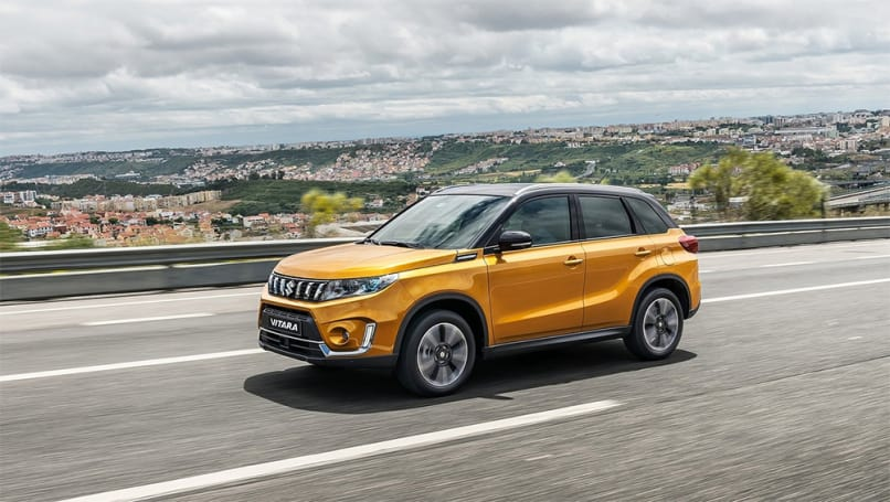 Suzuki Vitara 2019 Revealed Car News Carsguide