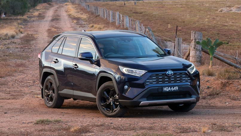Toyota Rav4 2019 2020 Review