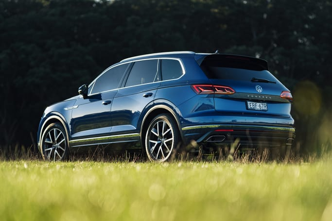 Volkswagen Touareg 2019 review   CarsGuide
