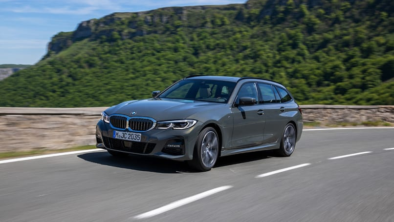 Bmw 3 Series Touring And New Engine Variants Arriving In Q4 Car