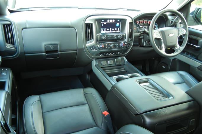 Chevrolet Silverado 2019 review | CarsGuide