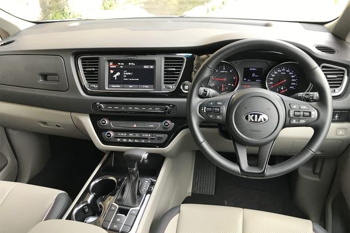 Kia Carnival 2019 review: SLi diesel | CarsGuide