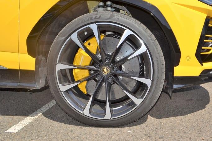 Lamborghini Urus 2019 Review Carsguide