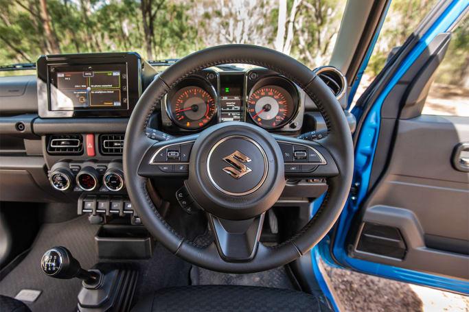Suzuki Jimny 2019 Off Road Review Manual Adventure