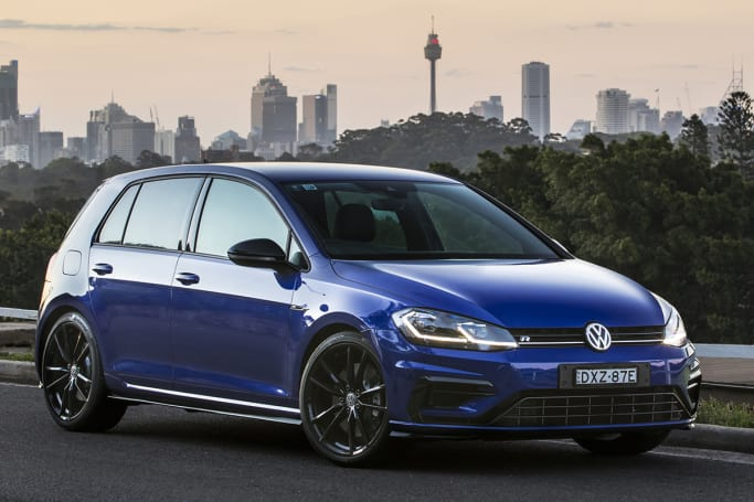 Volkswagen Golf R 2019 Review Special Edition Carsguide