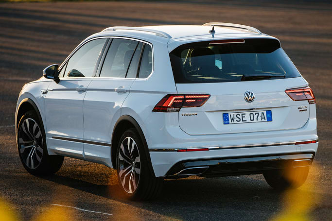 Volkswagen Tiguan 2019 pricing and spec confirmed - Car News | CarsGuide