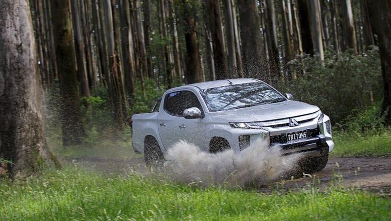 Mitsubishi Triton 2019 review | CarsGuide