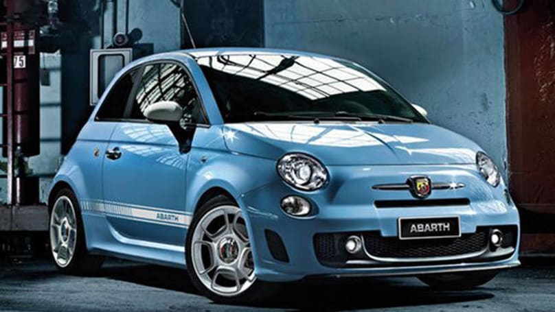 2016 abarth 500 and 124 spider detailed car news carsguide. Black Bedroom Furniture Sets. Home Design Ideas