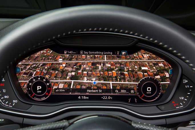 seat ateca fr virtual cockpit - modifizierte autogalerie