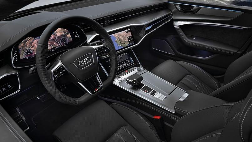 audi a7 sportback 2018 pricing and spec confirmed car news carsguide. Black Bedroom Furniture Sets. Home Design Ideas