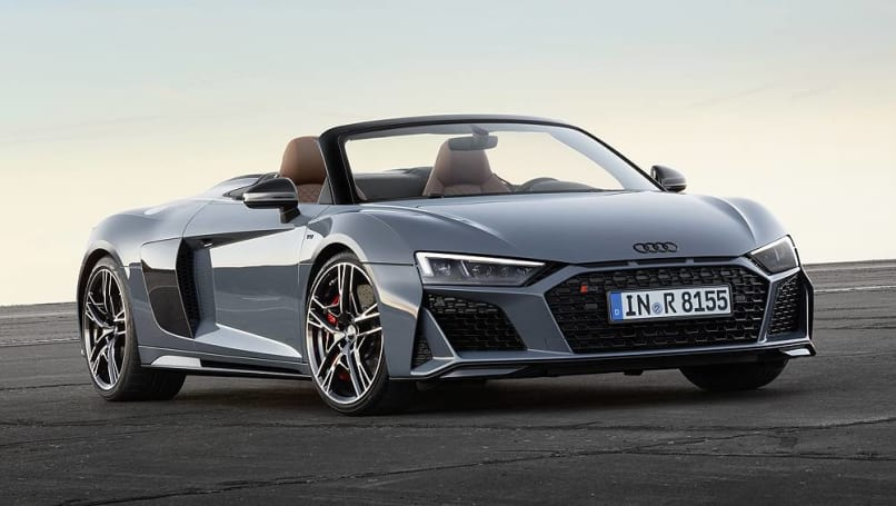Audi R8 2019 Facelift Revealed Car News Carsguide
