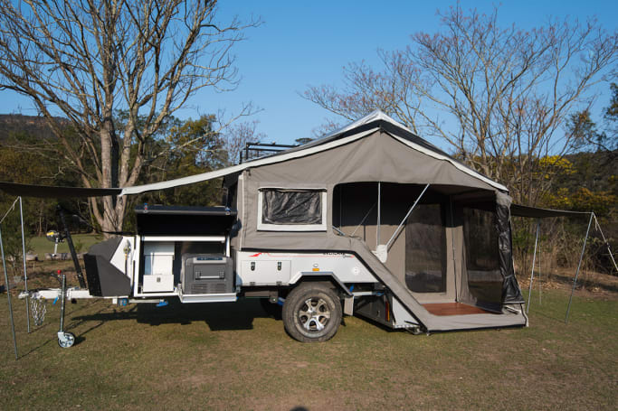 Top 10 camper-trailers for $20k or more