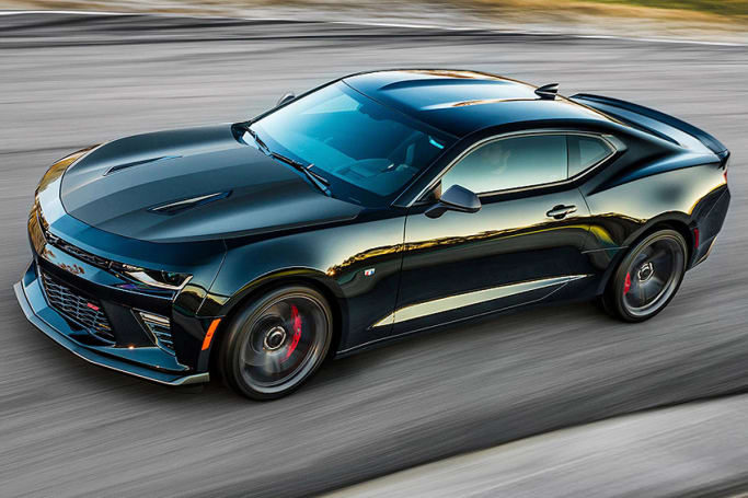 Chevrolet Camaro 2019 pricing and specs confirmed - Car ...