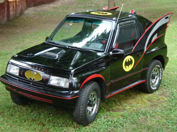 Madness for sale: The top five weirdest cars for sale on Craigslist