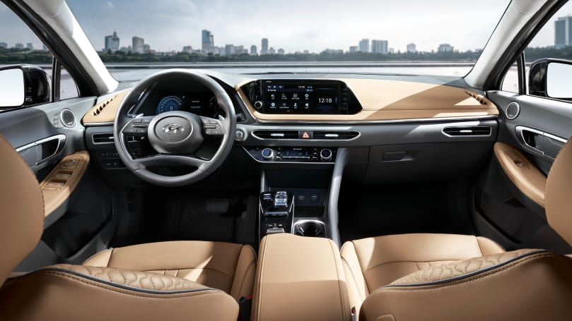 Hyundai Sonata 2020 confirmed for Australia - Car News | CarsGuide