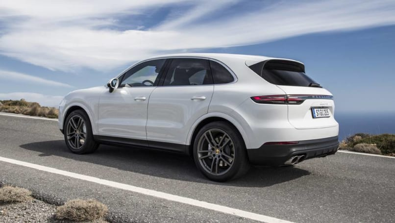 Porsche Cayenne 2018 Pricing And Spec Confirmed Car News Carsguide