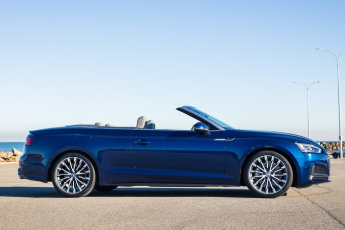 audi a5 cabriolet 2017 review | carsguide