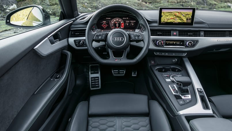 Audi Rs5 Coupe 2017 Pricing And Spec Confirmed Car News
