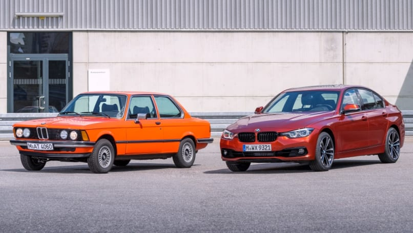 Since Its 1975 Debut The Bmw 3 Series Has Stood For Premium Sporting Dynamics