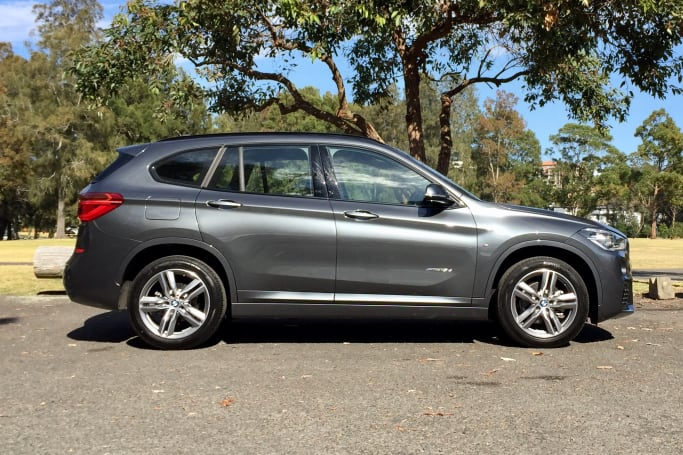 Designed By An Australian The X1 Still Very Much Looks A Part Of Bmw