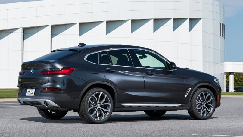 Bmw X4 2019 Pricing And Spec Confirmed Car News Carsguide