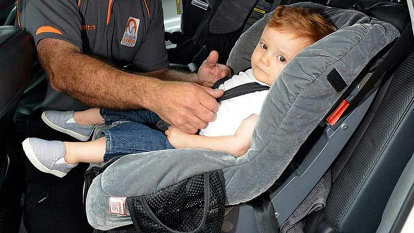 choose the right child seat   CarsGuide
