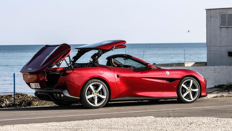 ferrari portofino 2018 review | carsguide