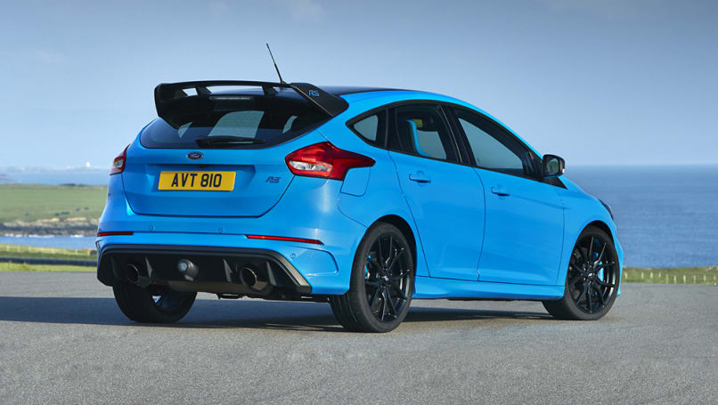 ford focus rs limited edition 2017 pricing and spec confirmed car news carsguide. Black Bedroom Furniture Sets. Home Design Ideas