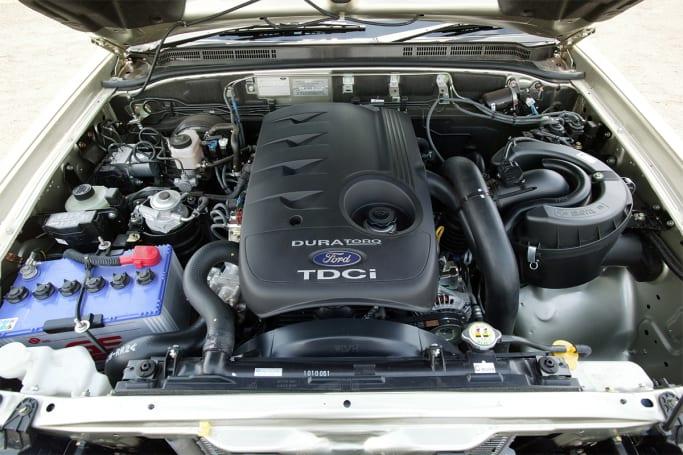 ford ranger 2001 engine 3.0