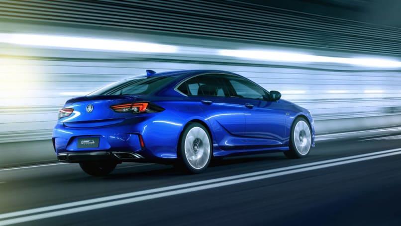 Holden nói rằng mô hình thể thao mới đã phấn khích lên hơn 100.000 km đường Úc.