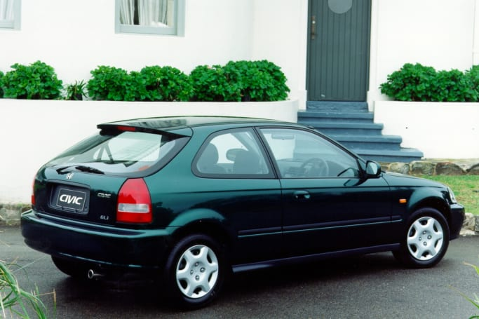 1999 honda civic hatchback owners manual