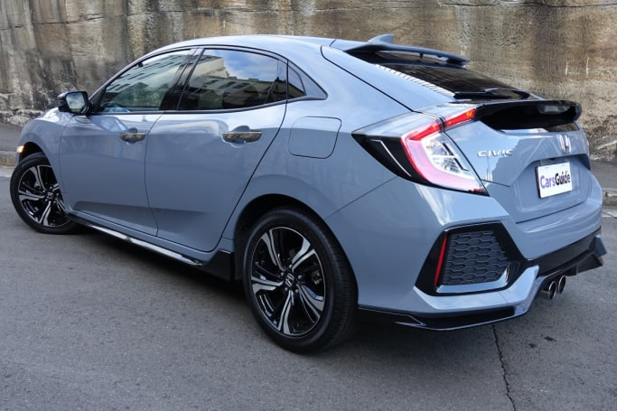 Honda Civic Rs Hatch 2017 Review Snapshot Carsguide