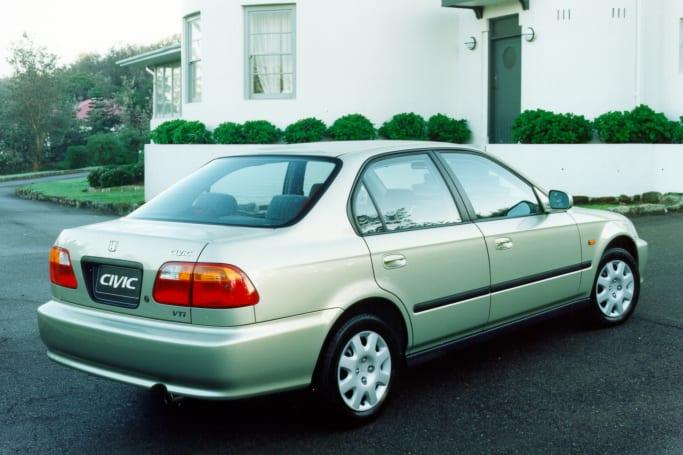 Honda Civic Used Car