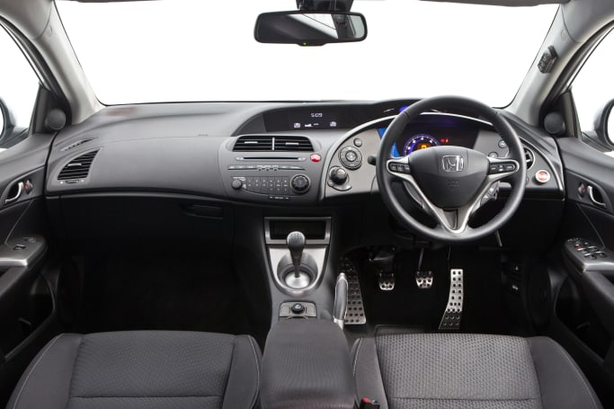 Honda Civic 2009 Interior Used Honda Civi...