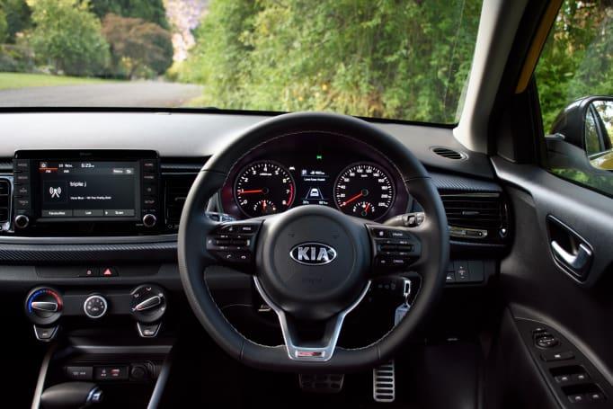 Kia Rio 2019 Review Gt Line Carsguide