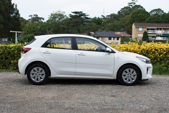 Kia Rio 2018 Review S Manual Carsguide