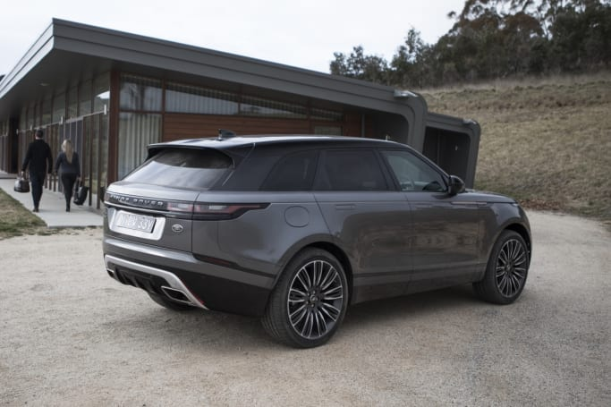 my range rover sport with velar autobiography style 9012 w. Black Bedroom Furniture Sets. Home Design Ideas