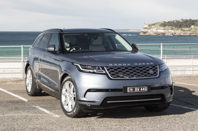 range rover velar 2017 review carsguide. Black Bedroom Furniture Sets. Home Design Ideas