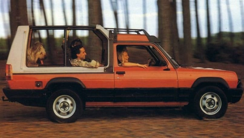 The Simca Rancho Or How The French Built The Discovery 12