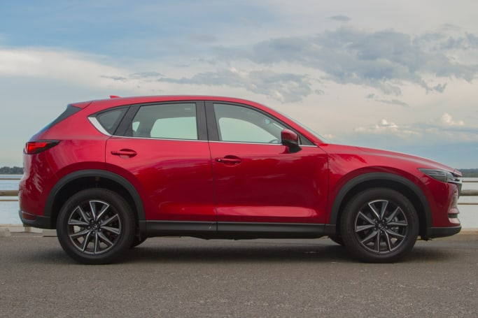 Mzd Connect Android Auto >> Mazda CX-5 2017 review: GT diesel | CarsGuide