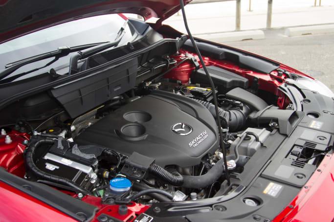 Mazdau0027s 2.2 Litre U0027SkyActivu0027 Diesel Produces ...