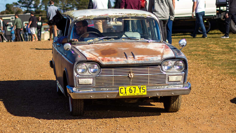 The first ever Mighty Car Mods Canberra meet was impressive